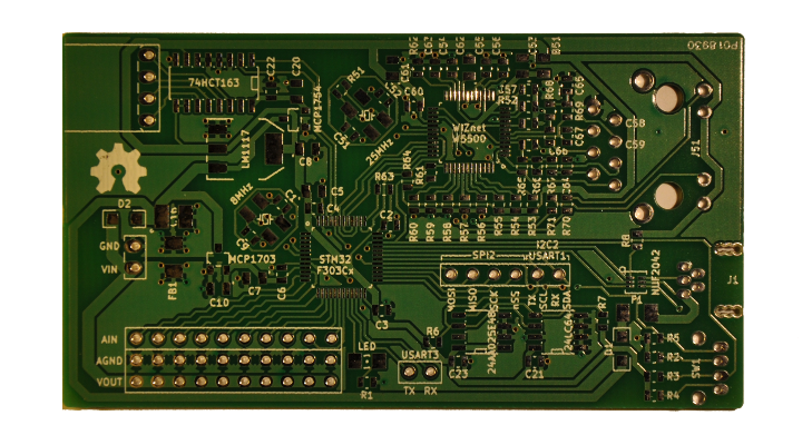DSP-F3 Unit PCB only